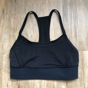 LULULEMON | Stash & Run Sports Bra - Black